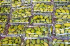 Oliwna owoc Zdjęcia Royalty Free