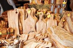 Oliwny drewno Obraz Stock