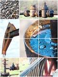 olja Arkivbilder