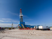 Olja och gasar Arkivfoton