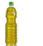 Olje- flaska Arkivfoto