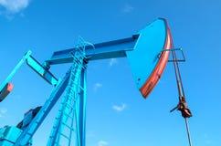Olje- gungstol Arkivbild