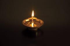 Olje- lampa royaltyfria foton