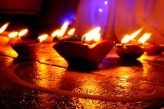 Olje- lampor Royaltyfria Bilder