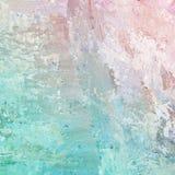 Olje- målarfärger för pastellfärgad bakgrund Royaltyfri Bild