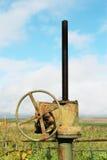 Olje- och gasa utrustning Royaltyfri Foto