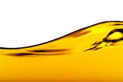 Olje- våg royaltyfri illustrationer