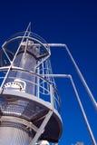 oljeraffinaderibunt Arkivfoto