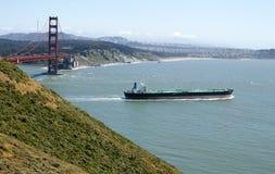 oljetankfartyg Arkivbilder