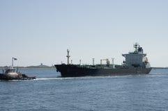 oljetankfartyg royaltyfri bild