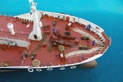 oljetankfartyg Royaltyfria Bilder