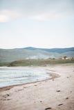 Olkhon ö på Lake Baikal Arkivfoto