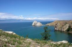 Olkhon, Baikal Lizenzfreies Stockbild