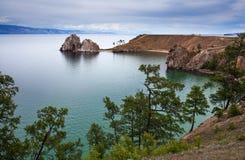 Olkhon-Insel, der Baikalsee Lizenzfreies Stockfoto