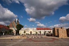 Olkusz (Poland) Stock Photography