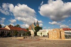 Olkusz (Polen) Royaltyfria Bilder