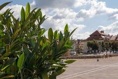 Olkusz (Polen) Fotografering för Bildbyråer