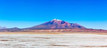 Ollague wulkan zdjęcia royalty free