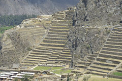 ollantaytambo Περού Στοκ εικόνες με δικαίωμα ελεύθερης χρήσης
