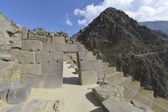 Ollantaytambo, Perú Fotografía de archivo libre de regalías