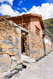 Ollantaytambo Royalty Free Stock Photo