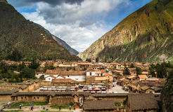Ollantaytambo Stock Photography