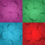 Сollection of backgrounds Royalty Free Stock Images