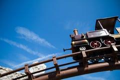 Oller coaster far west Royalty Free Stock Photos
