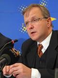 Olli Rehn Stock Photography