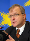 Olli Rehn Stock Photos