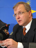 Olli Rehn Stock Images