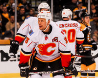 Ollie Jokinen Calgary Flames Imagen de archivo