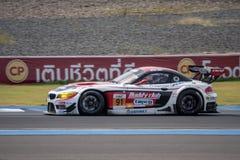Ollie Millrey de l'équipe AAI des séries de Le Mans d'Asiatique - course à 2016 Images stock