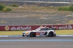 Ollie Millroy de l'équipe AAI des séries de Le Mans d'Asiatique - course à 2016 Images stock