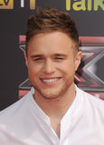 Olly Murs Royalty Free Stock Image