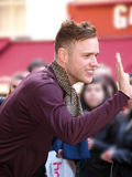 Olly Murs 4 Stock Photography
