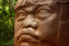 Olmec Royalty Free Stock Photos