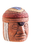 Olmec Idol Royalty Free Stock Photography