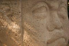 Olmec kultura los angeles Venta Villahermosa Tabasco Meksyk obraz royalty free
