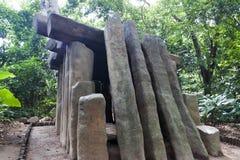 Olmec, Tabasco, Villahermosa, México, arqueologia, turismo Fotografia de Stock