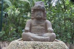 Olmec, Tabasco, Villahermosa, Meksyk, archeologia, turystyka Zdjęcie Royalty Free