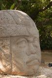 Olmec uma arqueologia de Venta Villahermosa Tabasco México do La da cultura imagens de stock royalty free
