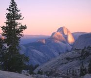 Olmstead Point - Yosemite Royalty Free Stock Photography