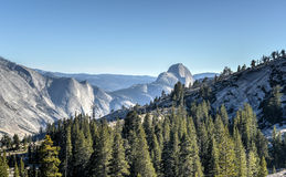 Olmsted Point, Yosemite National Park Royalty Free Stock Image
