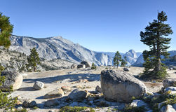 Olmsted Point, Yosemite National Park Stock Photo