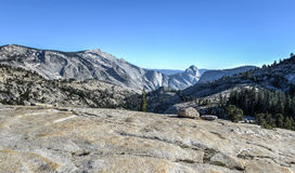 Olmsted Point, Yosemite National Park Stock Photos
