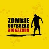 Olocausto 3 dello zombie Immagine Stock