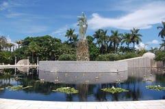 Olocausto di Miami Immagini Stock