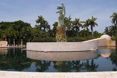 Olocausto di Miami largo Fotografia Stock