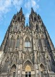 Ologne katedra Zdjęcia Stock